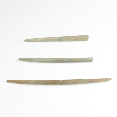 Groupes de Kofun d'Okinoshima : batons en pierre