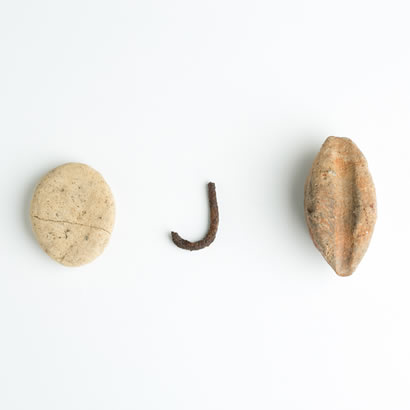 Groupes de Kofun d'Okinoshima : objets
