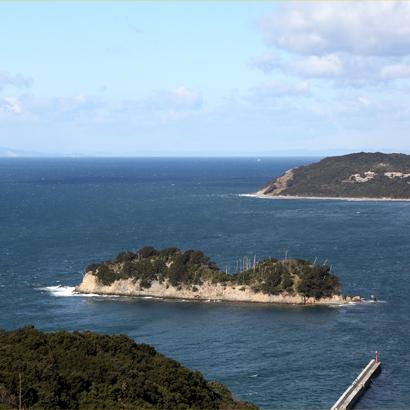 Groupes de Kofun d'Okinoshima et leurs bâtons en pierre