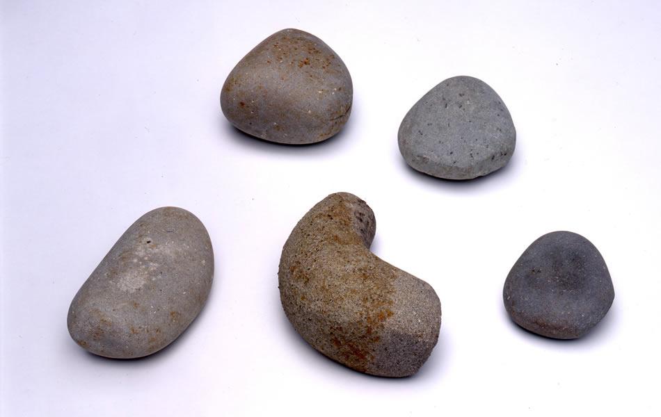 Site archéologique et ses objets de fouille de Futatsuishi Ebisu-no-mae Archaelogical (Propriété du Musée d'Archéologie de la Préfecture de Hyogo)