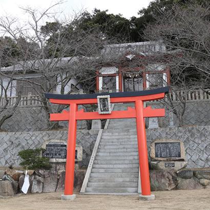 Sanctuaire shintoïste de Hirabayashi Kifune