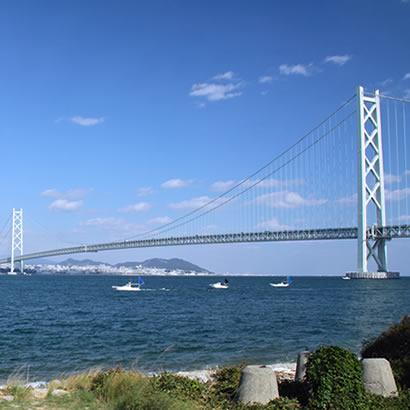 Grand pont du détroit d'Akashi