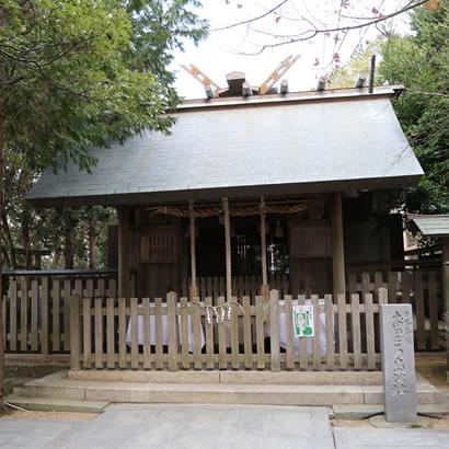 Sanctuaire shintoïste d'Onokorojima : Pavillon principal du sanctuaire
