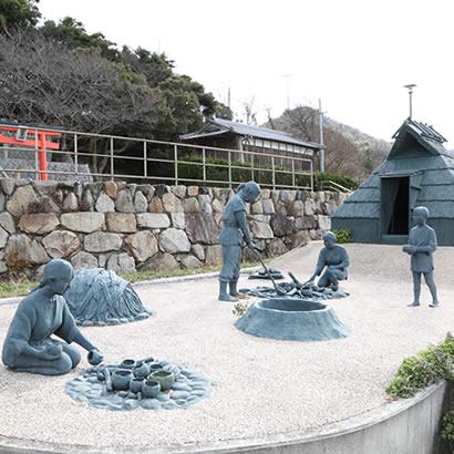 Site archéologique du sanctuaire shintoïste de Kifune Jinja