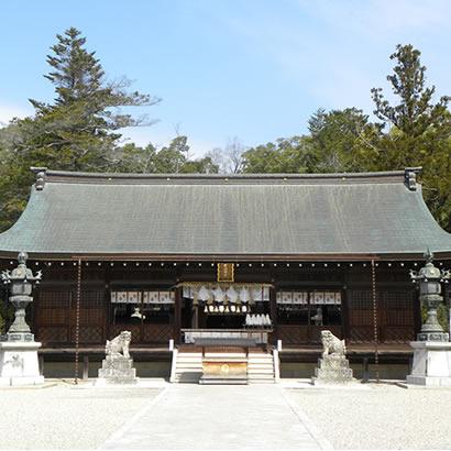Sanctuaire Izanagi