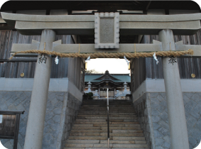 Sanctuaire shintoïste d'Iwaya