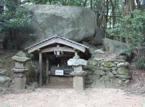 Sanctuaire shintoïste Iwagami