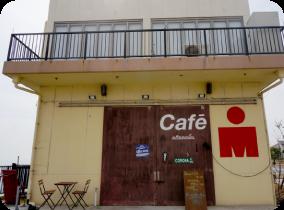 Café pour cyclistes Circolo
